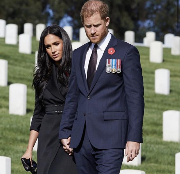 Фото №1 - Никогда не вернутся. Принц Гарри и Меган Маркл отдали свой дом в Великобритании другой королевской паре