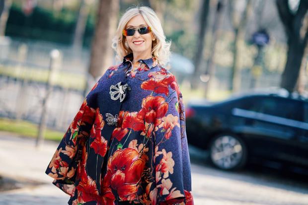 Фото №8 - В мире цветов: как носить один из главных принтов сезона