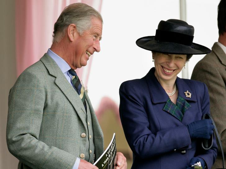 Фото №13 - Старший брат: самые трогательные фото принца Чарльза с принцессой Анной