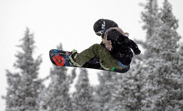 Фото №1 - Сноубордист из Кузбасса победил олимпийского чемпиона Вика Вайлда