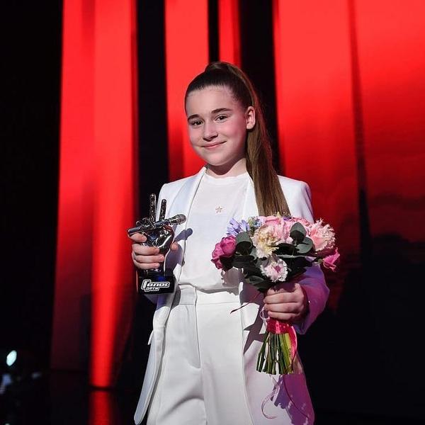 Фото №1 - Дочь Алсу стала победительницей шоу «Голос. Дети»