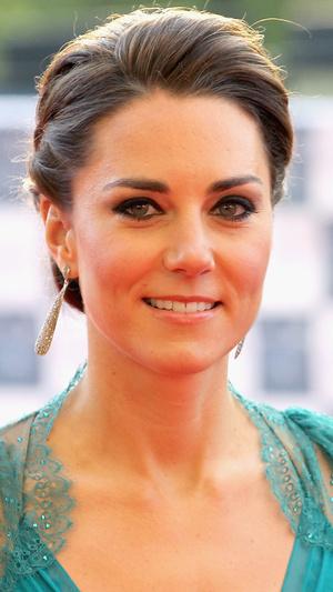 Фото №5 - Как менялся макияж герцогини Кейт за годы в королевской семье