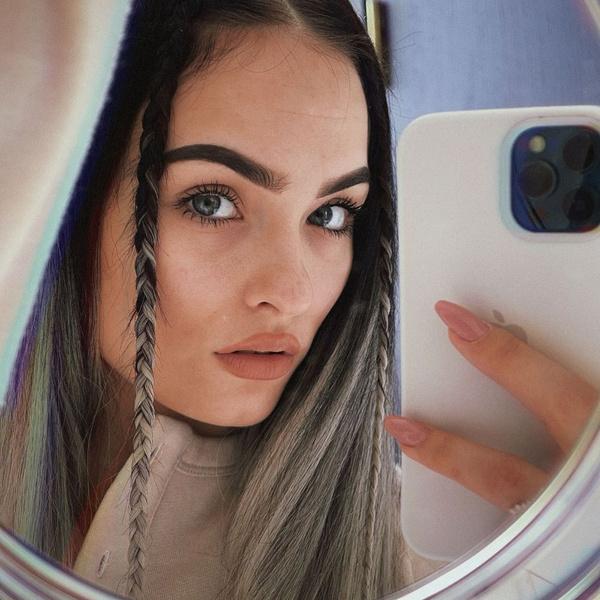 Фото №3 - Подсмотрено у Насти Усеевой: 7 крутых причесок для длинных волос