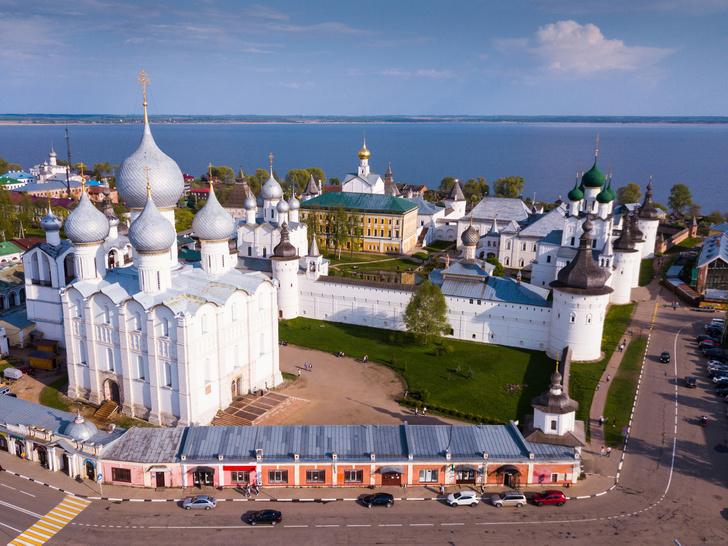 Фото №11 - Путешествие для двоих: 10 российских городов, где стоит провести романтические выходные