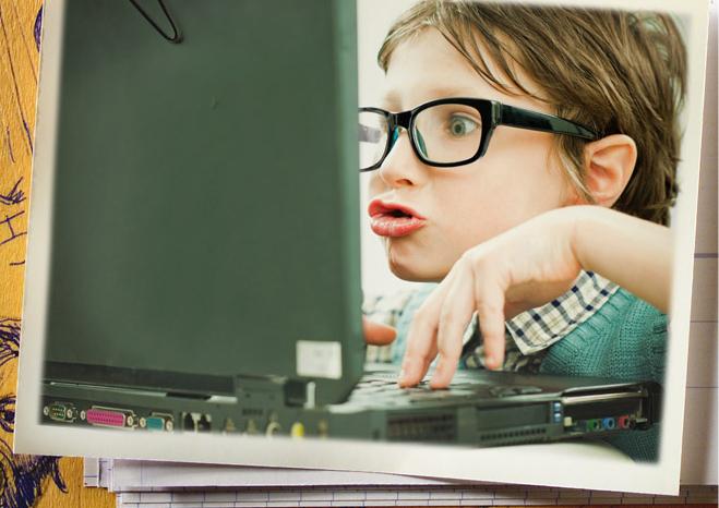 Как вытащить детей из соцсетей