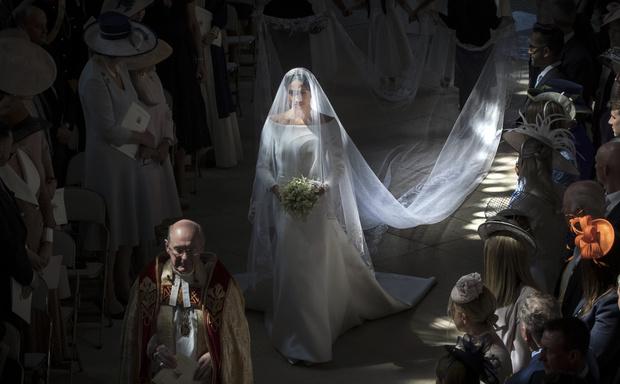 Фото №1 - Вспомнить все: 30 фактов о свадьбе Меган Маркл и принца Гарри, которые вы могли не знать или забыли