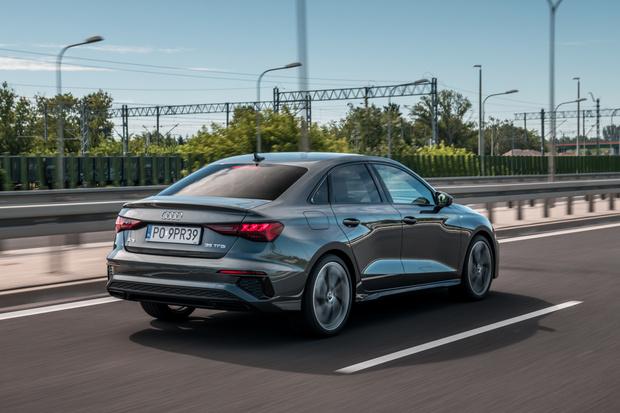 Фото №3 - Новое поколение Audi A3 получило русский ценник