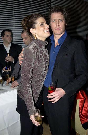 Сандра Баллок (Sandra Bullock) и Хья Грант (Hugh Grant)