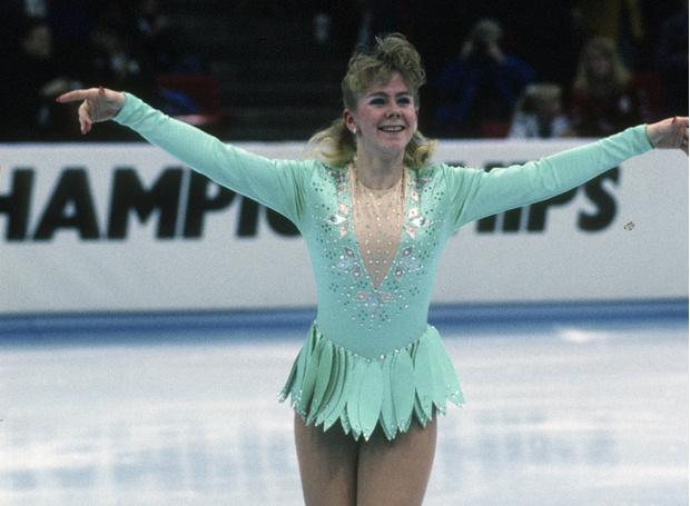 Фото №2 - Ледовое побоище: как талантливая фигуристка Тоня Хардинг загубила блестящую карьеру и стала рестлером