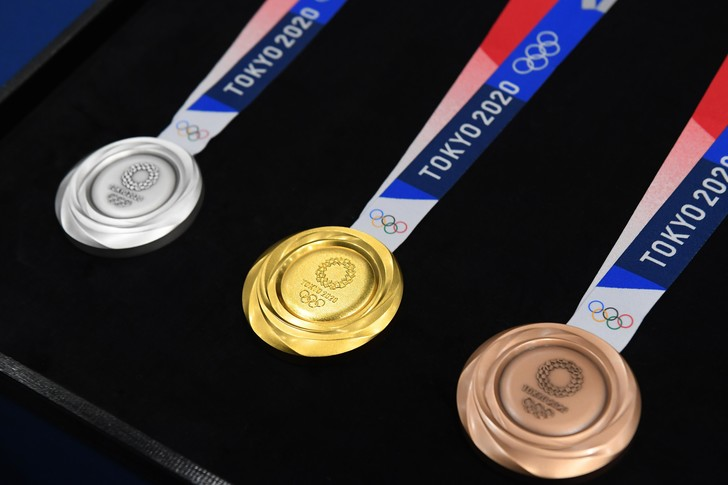 Фото №1 - Инфографика: победители Игр в Токио