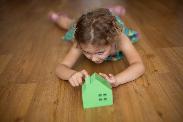 Фото №1 - Осторожно, дети: сделки с недвижимостью