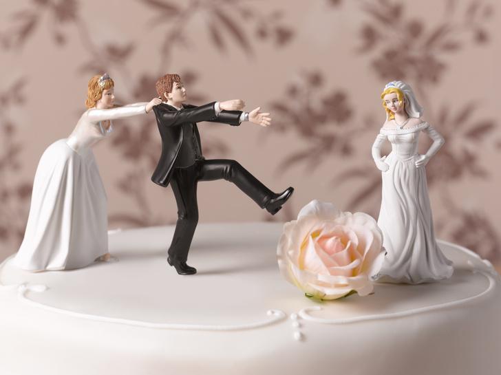 Фото №1 - Свадебные провалы, которые закончились разводом— реальные истории