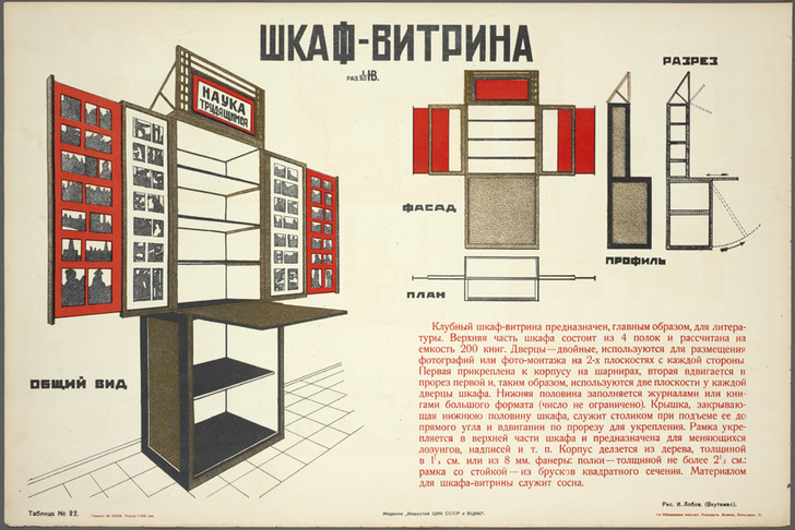Фото №2 - Выставка «ВХУТЕМАС 100. Школа авангарда» в Москве