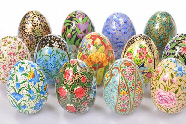 Фото №3 - Как покрасить яйца на Пасху: 5 простых способов