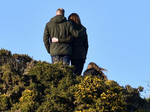 Фото №21 - Брачная история: 13 испытаний в отношениях Уильяма и Кейт, которые они преодолели после свадьбы