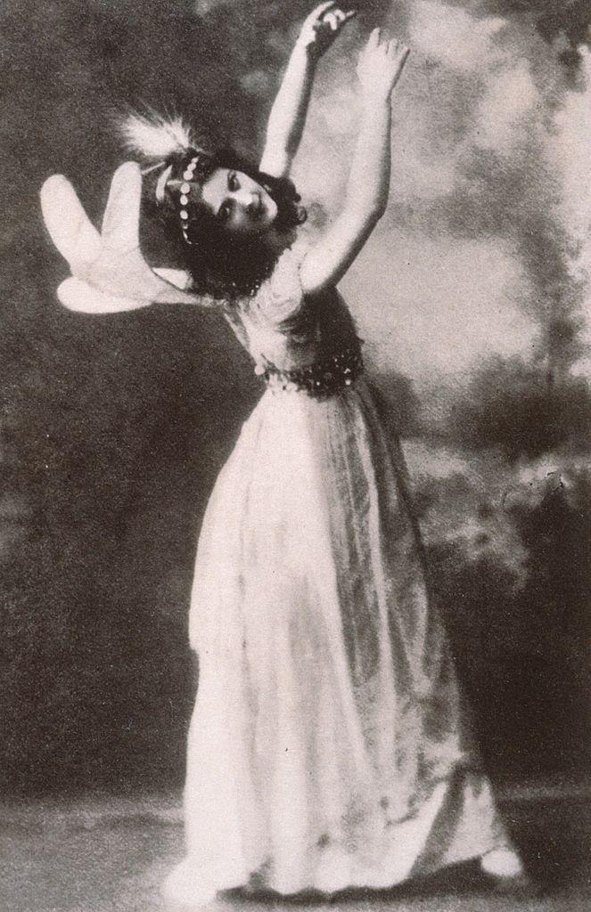 Фото №2 - Больше чем жена Есенина: кем была Айседора Дункан?