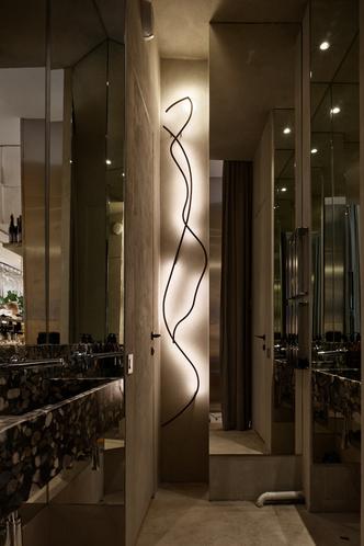 Фото №5 - Ресторан Ava Cafe по проекту бюро Geometry