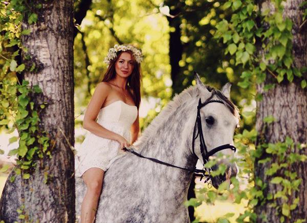 Фото №56 - Девушки на коне: самые романтичные наездницы Ульяновска