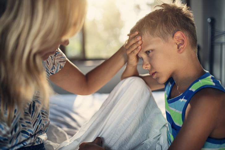 ложный круп у ребенка