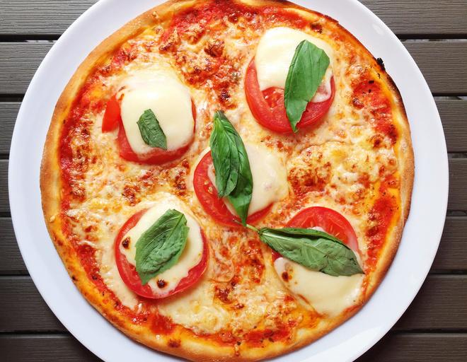 какой самый легкий рецепт пиццы