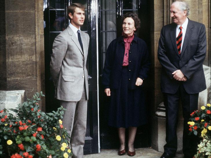 Фото №7 - Виндзоры-студенты: самые забавные и трогательные фото членов королевской семьи во время учебы в университете