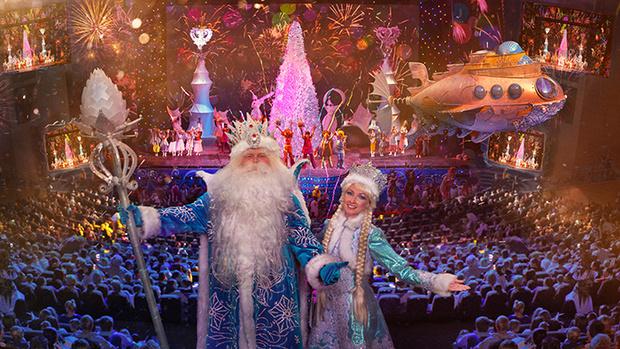Фото №1 - Топ-5 лучших новогодних елок Москвы