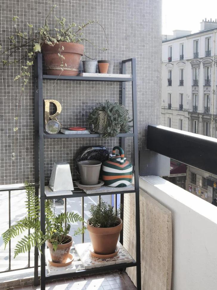 Фото №11 - Маленький балкон: полезные советы по оформлению