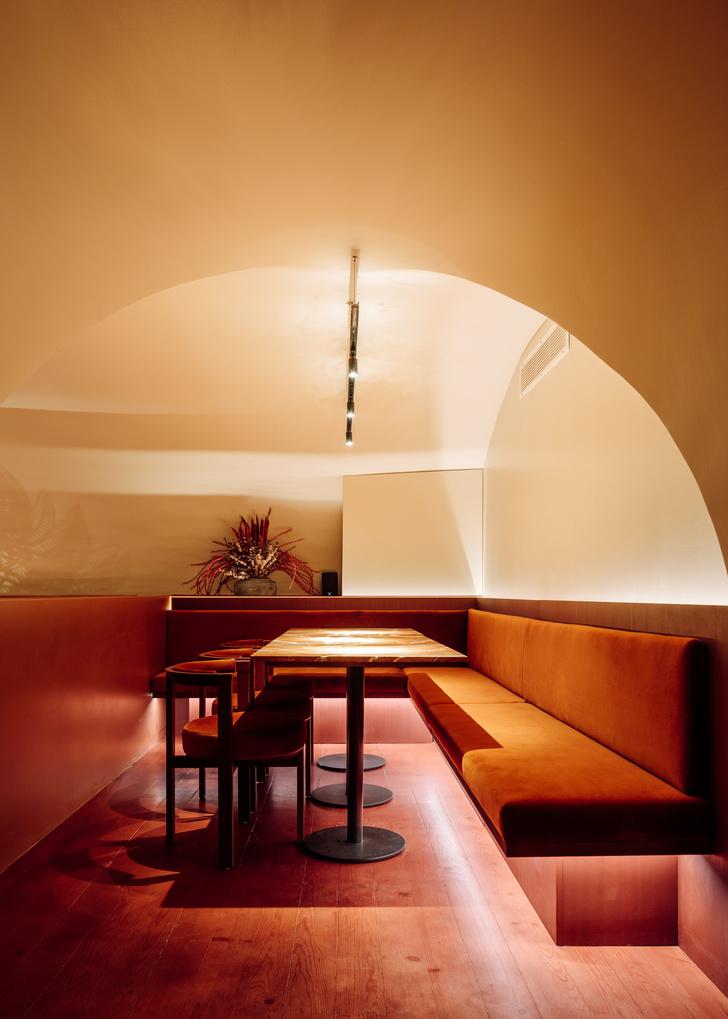 Фото №4 - Ресторан Nómada в терракотовых тонах
