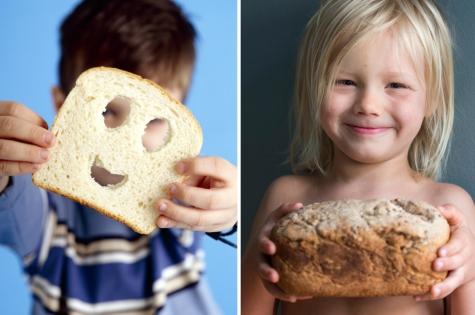 Целиакия у детей: как помочь ребенку с аллергией на глютен