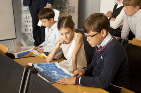 Фото №2 - «Мастерславль» встречает школьников после летних каникул!