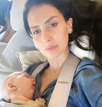 Фото №2 - Хилария Болдуин стала мамой в 6-й раз— через полгода после прошлых родов