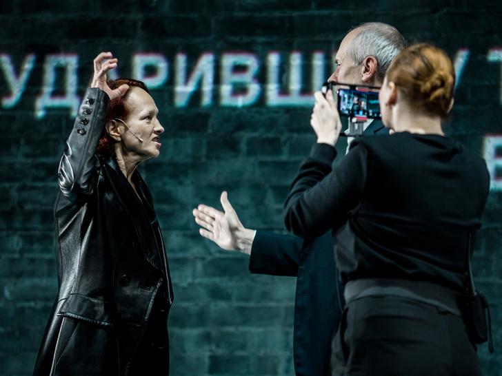 Фото №4 - 5 причин посмотреть спектакль «Бесы Достоевского» Константина Богомолова