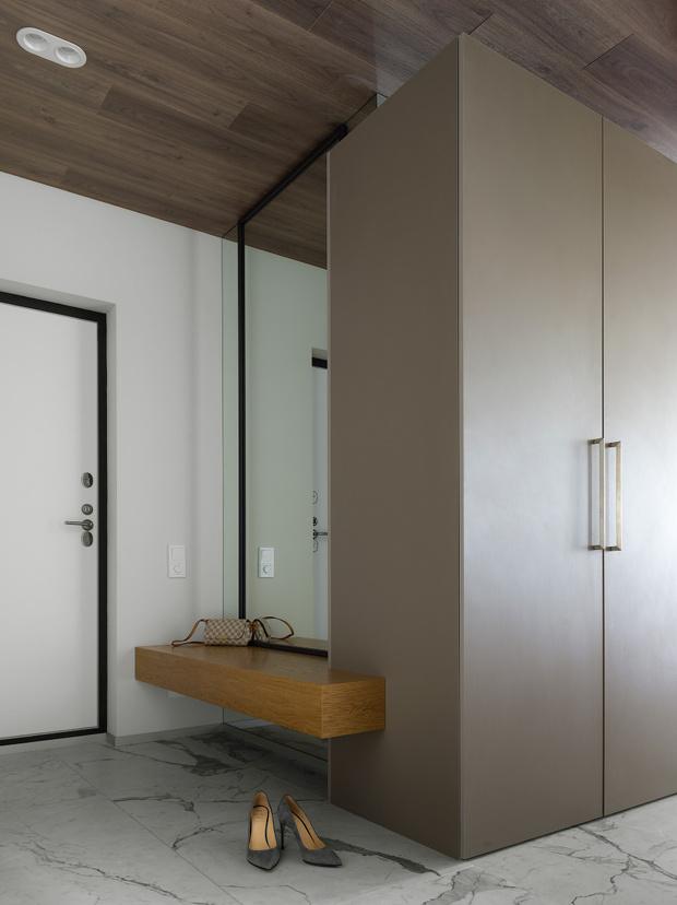 Фото №11 - Светлая квартира 83 м² в новом доме в Саратове