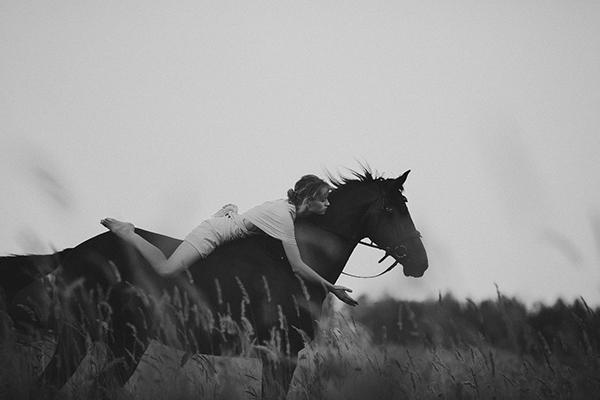 Фото №9 - Девушки на коне: самые романтичные наездницы Ульяновска