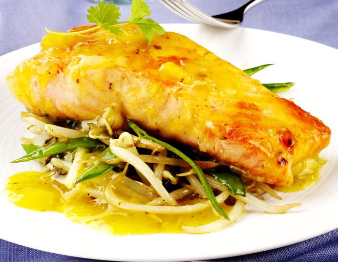 Три рецепта креветочной рыбы -конгрио (в