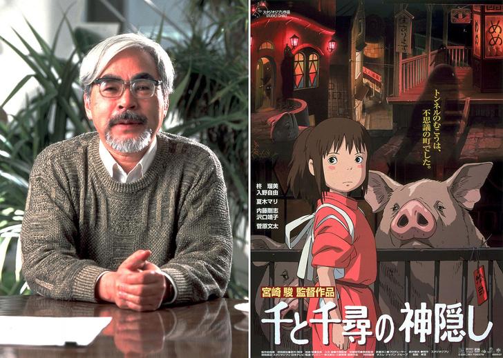 Фото №1 - Сказочные миры Миядзаки: как создатель «Ходячего замка» достучался до ребенка в каждом из нас