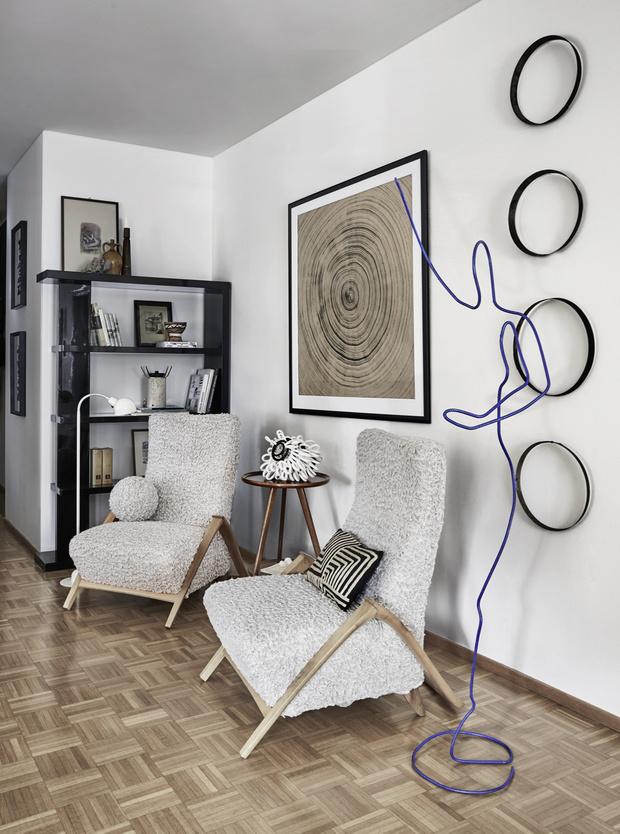Фото №2 - Дизайн съемной квартиры в Лугано