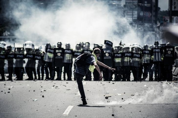 Фото №1 - По соображениям безопасности: 7 опаснейших районов мира
