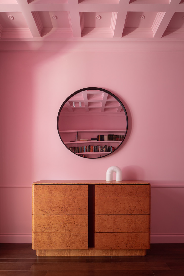 Фото №8 - «Хулиганская» квартира для яркой московской пары