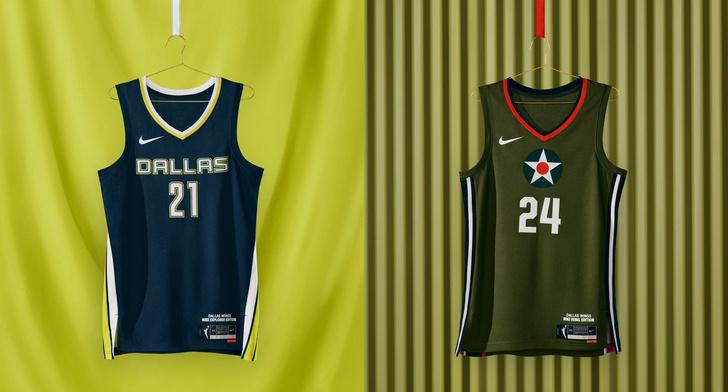 Фото №2 - В майках для женской NBA от Nike нашли расизм