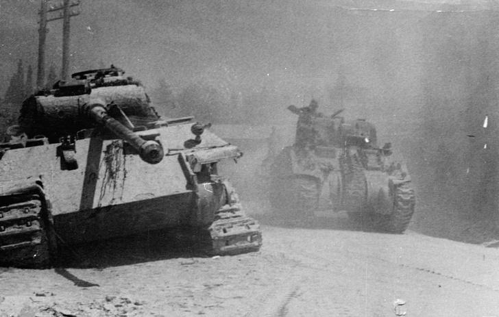 Фото №6 - Багира промахнулась. Почему танк «Пантера» не оправдал ожиданий