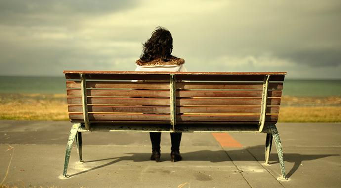 Я одна, потому что…