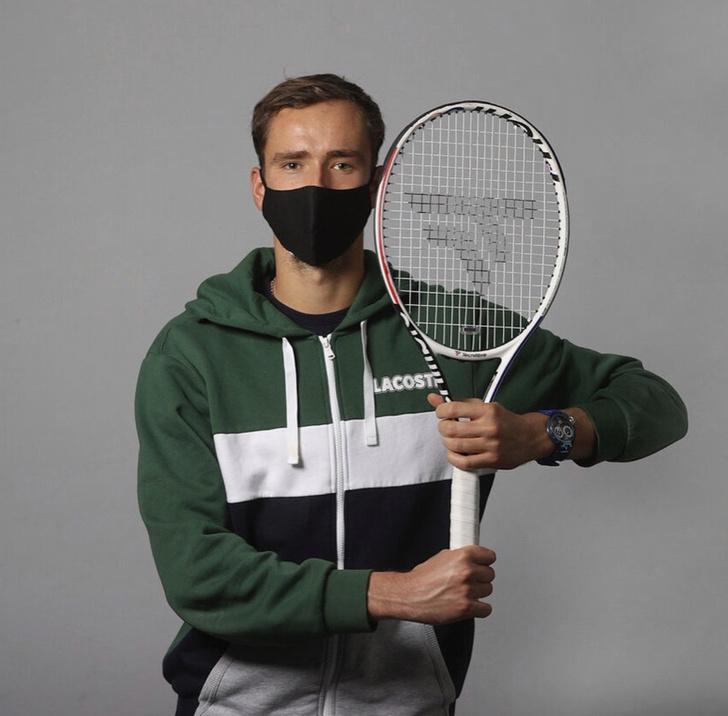 Фото №8 - Даниил Медведев: что нужно знать о российском теннисисте, который творит историю и зарабатывает 1,5 миллиона долларов за вечер