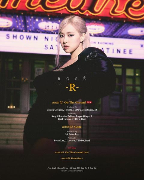 Фото №1 - Как участницы BLACKPINK поддерживают сольный дебют Розэ