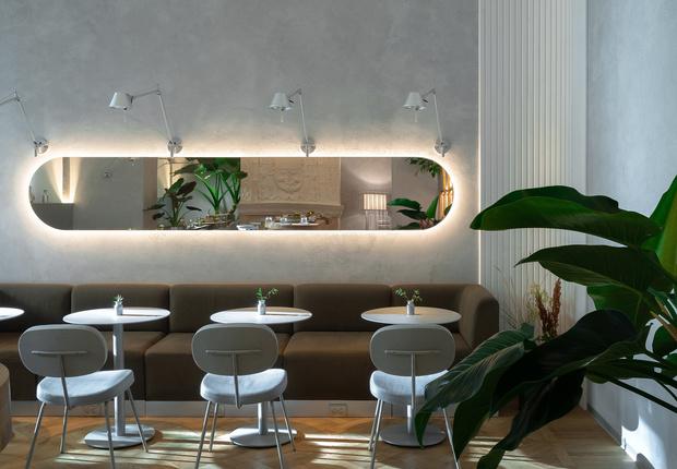 Фото №10 - Ресторан Arkaroom в Санкт-Петербурге