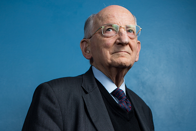 """Otto Kernberg: """"I know more about love than Freud"""""""