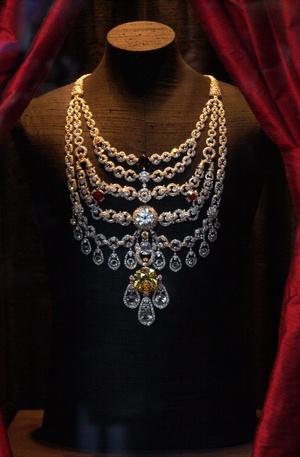 Фото №11 - Сокровища индийских князей: как выглядят самые роскошные украшения махараджей