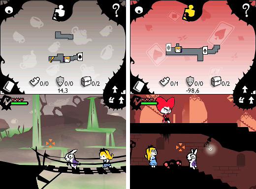 Фото №8 - 8 самых интересных игр по мотивам «Алисы в Стране чудес»
