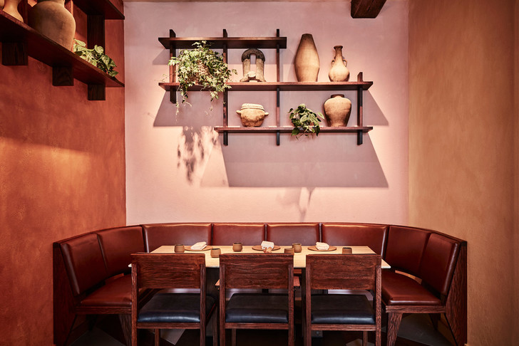 Фото №3 - Мексиканский ресторан в Лондоне по проекту A-nrd studio