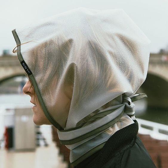 Фото №4 - Сохранить объем и форму: как не дать дождю испортить прическу